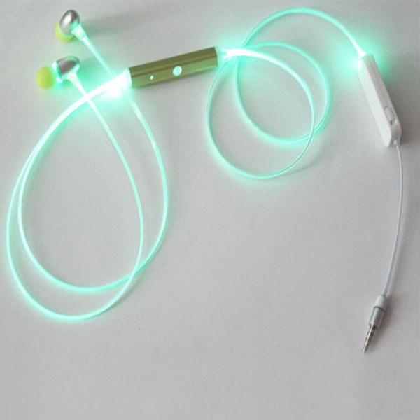 China Light Up Headphone Cable, China Light Up Headphone Cable ...
