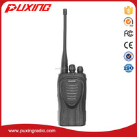 PX-555 two way radio PUXING OEM compact size and matal frame