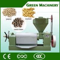 Coconut squeezing machine