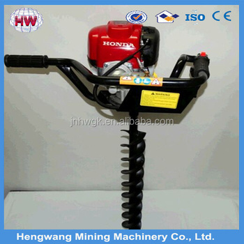 Best quality post hole digger garden tools earth auger for Best quality garden tools