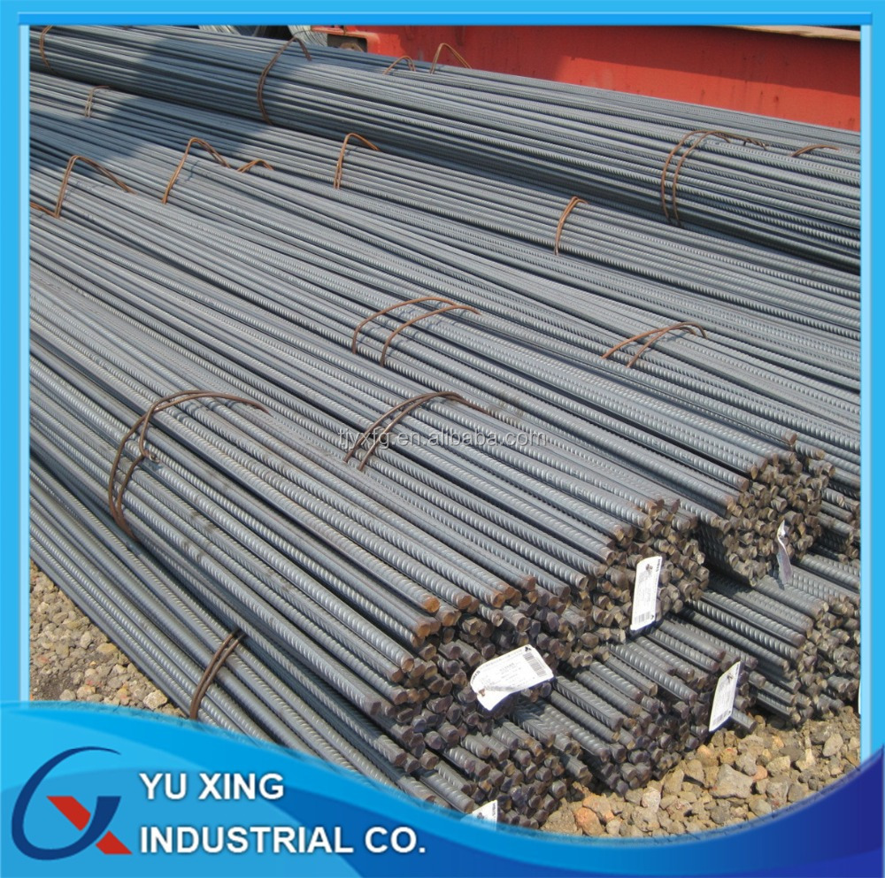 China steel rebar support/construction iron rod