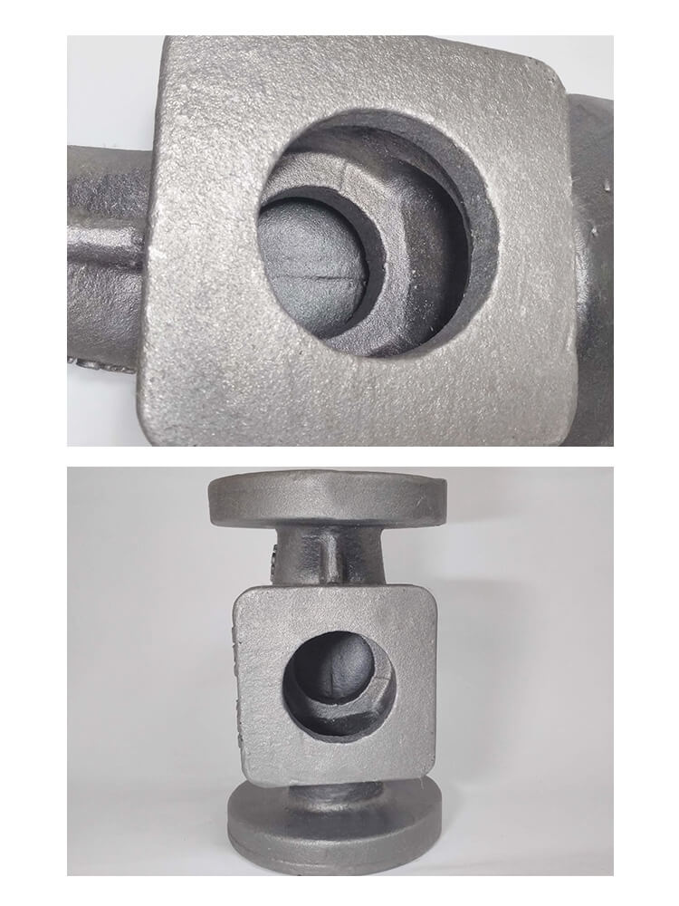 Densen customized casting valve gate valve body and parts for industry