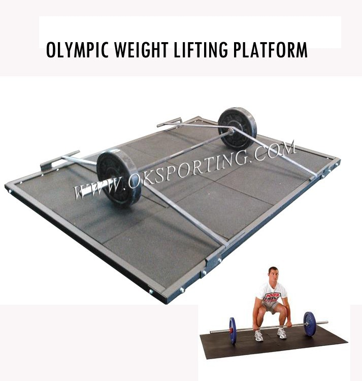 Weightlifting Platform - Vulcan Strength - Strength ...