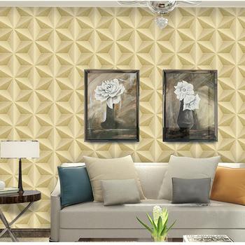 Korean Style Embossed 3d Modern Wallpaper Designs Yellow Wall Paper Buy Yellow Wall Paperkorean Style Wallpaperembossed 3d Wallpaper Product On