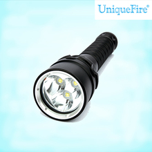 UniqueFire 100m <span class=keywords><strong>mergulho</strong></span> underwater light led l2 3000 lumen levou tocha de <span class=keywords><strong>mergulho</strong></span>
