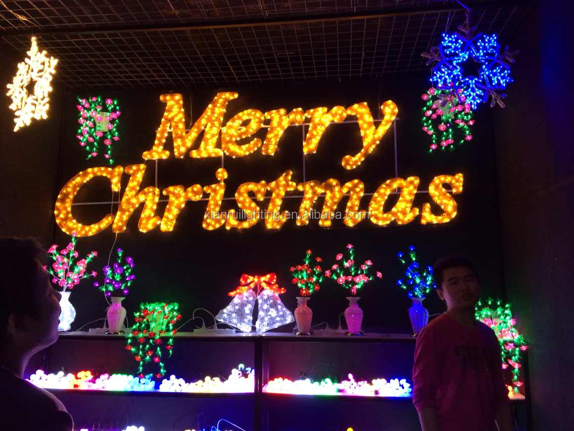 Merry Christmas Rope Light, Merry Christmas Rope Light Suppliers And  Manufacturers At Alibaba.com