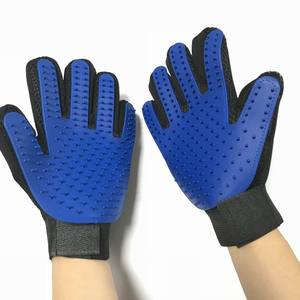 Hot Sell Pet Deshedding Glove, Pet Grooming Glove, Pet Hair Removal Glove
