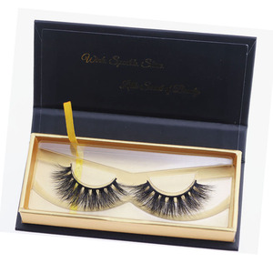 Eyelashes Manufacturer Wholesale High Quality 100% Pure Siberian Mink Fur 3D Mink Eyelashes