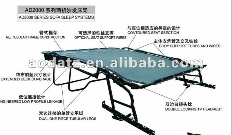 Miraculous Ad2000 Series Sofabed Sleeper Mechanism Buy Sofa Sleeper Mechanism Sofa Function Frame Two Folds Sofabed Product On Alibaba Com Ocoug Best Dining Table And Chair Ideas Images Ocougorg