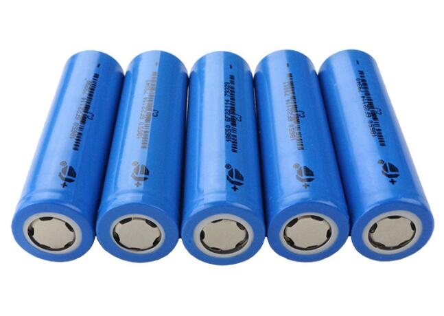 manufaturer wholesale 18650 lithium battery high quality 3.7V 2200mAh 18650 battery pack 3.7v Lithum ion Battery Cell
