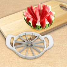 Kitchen Pratical Tools Creative Watermelon Slicer Fruit Cutter utensilios de cozinha  Cantaloupe Knife free shipping
