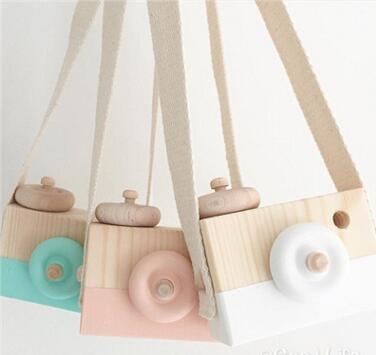 WholeSale Stock Small Order Wood Camera Children Handmake Photograph <strong>Decoration</strong>