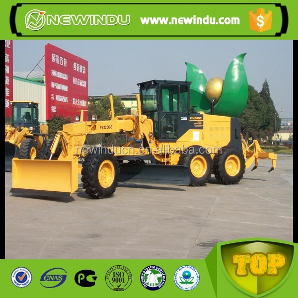 china small motor grader for sale CHANGLIN brand