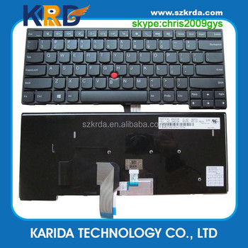 Genuine New Laptop Notebook Keyboard For Lenovo Ibm E431 E440 L440 T450  T440s T431s T440 T440p - Buy Laptop Notebook Keyboard For Lenovo Ibm