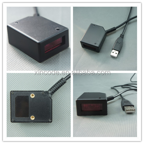 High Speed Usb Rs232 Com Barcode Reader Mini 2d Barcode Scanner Module -  Buy Barcode Scanner Module,Barcode Reader,Mini Barcode Scanner Product on