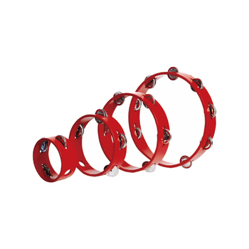 Wholesale china import Customized wooden frame,Iron bells handmade tambourine kids musical instruments