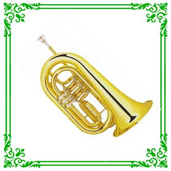 Xtr201 Bass Flugelhorn Cheap Trumpet Bach Trumpet C Trumpet For