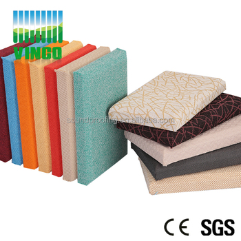 Noise Reduction Panel Diy Acoustic Panel Fabric For Wall Buy Noise