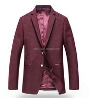 wholesale high quality men slim fit wedding suits/urban sweat suits for men factory