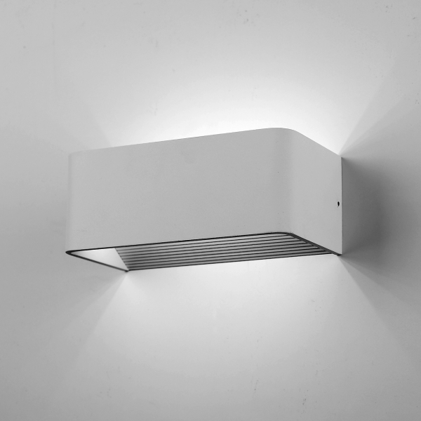 Indoor Led Wall Mounted Reaading Lamp/ Wall Square Long Arm Led ...