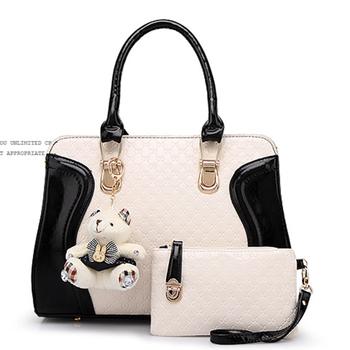 Latest womens handbags wholesale elegance pu Leather designer Cheap Woman  Handbag China supplier ac0b577a434fa