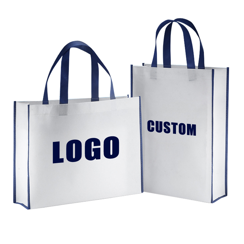 custom Wholesale cheap  recycled eco Biodegradable tnt Tote Bag Non Woven Reusable Shopping Bag