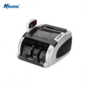 Automatic Banknote Counting Counter Machine With Side Display