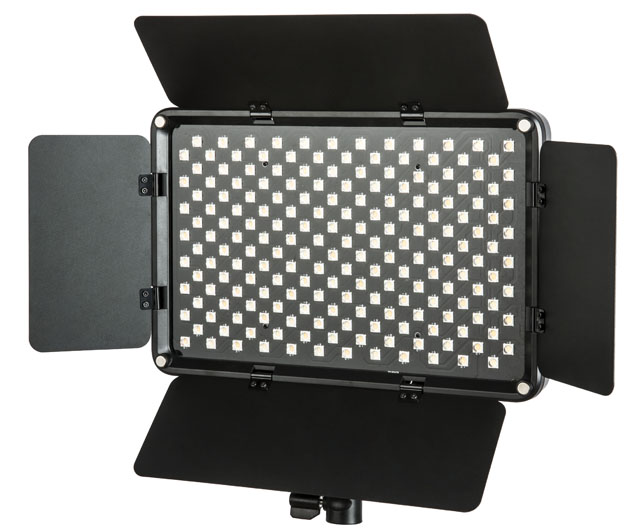 VILTROX VL-S192T 45W LED Video Light Panel with Bi-Color Video Lighting,3300K-5600K,Wireless Remote, Barn Door Light Barrier