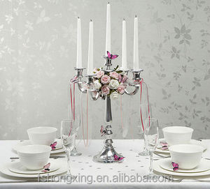 wholesale wedding table centerpiece wrought iron candelabras for weddings