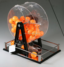 Bingo Machine (Lottery Machine)coin operated racing game