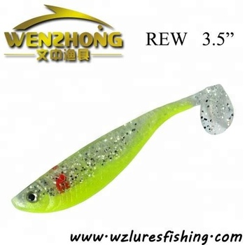 Soft Plastic Fishing Bait Saltwater Flexible Lure - Buy Soft Plastic  Lures,Saltwater Fishing Lures,Flexible Lure Product on Alibaba com