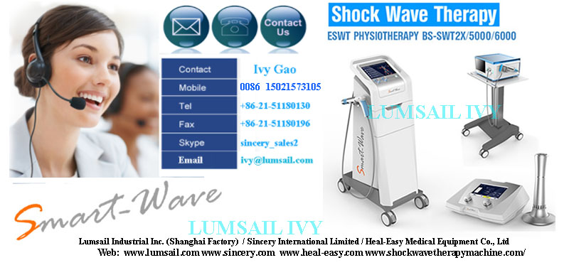 extracorporeal shock-wave therapy (ESWT) for Orthopedics Sports Medicine Rehabilitation Traumatology and Rheumatology