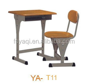Commercial Price Wood High School Furniture Clroom Chairs Ya T11