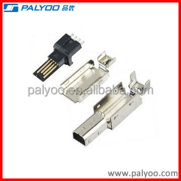 mini usb 10pin male connector