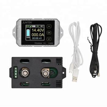 wireless bi directional capacity volt watt amp monitor coulomb rh wholesaler alibaba com