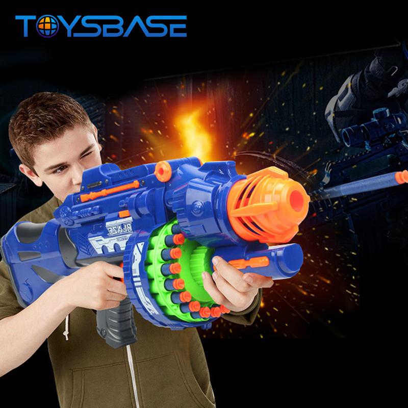 Armas de Juguete กึ่งอัตโนมัติของเล่นยิงปืน Bullet ชุดเลียนแบบปืนไรเฟิลปืนของเล่น