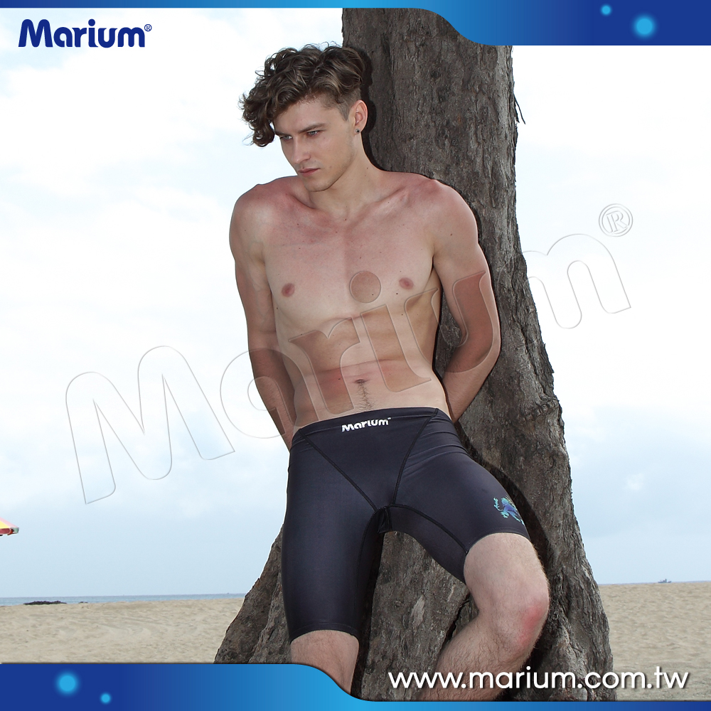 f15e656d95 Competition Quick Dry Swim Jammer For Male Training Swimwear ...
