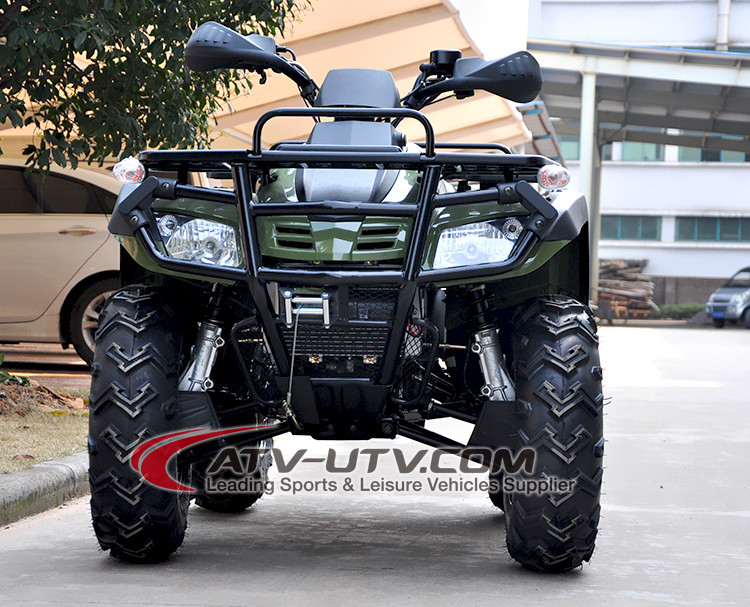 300cc 4 stroke automatic trassmission quad bike 4x4 gas ATV variouos styles