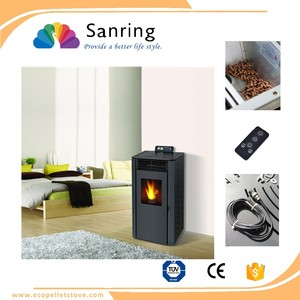 Customized Colour No Pollution stoves pellet stove, small ethanol fireplace