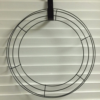 Wire Wreath Frame,Wreath Rings,Metal Wreath Wire For Diy Christmas ...