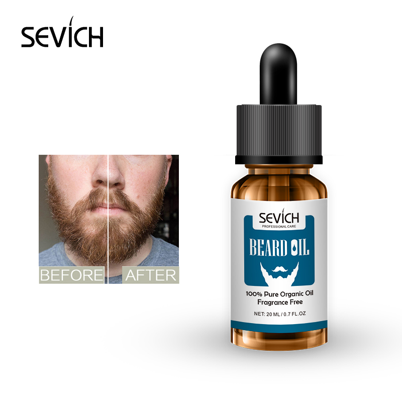 Sevich Private Label Organic Natural Essential Beard Oil for men, N/a
