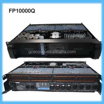 China Amplifier Manufacturer Lab. Gruppen Style Fp Series ...