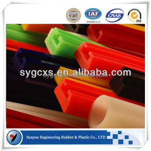 High Quality HDPE Engineering Plastic Parts Plastic Slide Strips