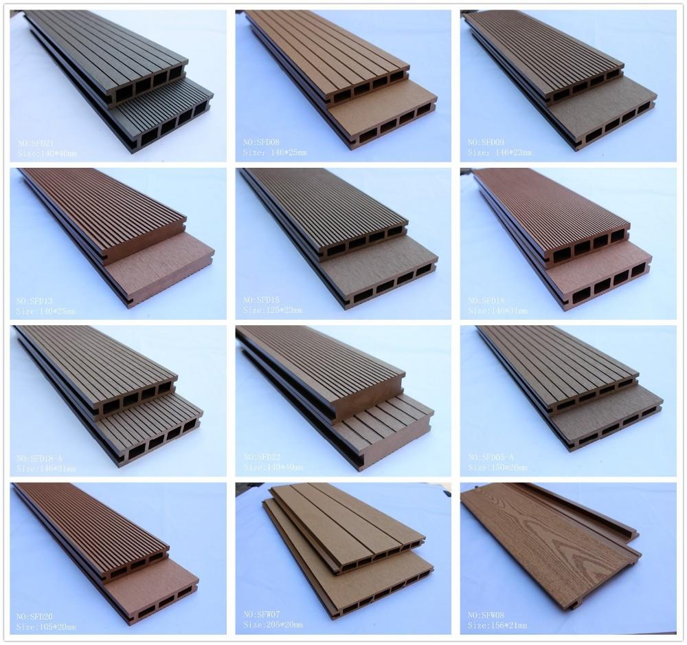 White antiseptic wood plastic composite deckingwaterproof white antiseptic wood plastic composite decking waterproof laminate flooring outdoor deck floor covering baanklon Images