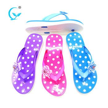 ca95d5583db53a Rubber flip flops emoji disposable woman sandals shoes unicorn slippers