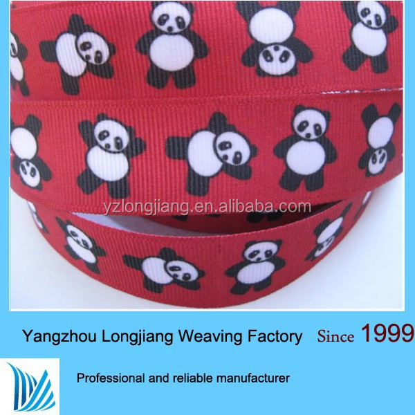 polka dot black white striped 1.5 2013 printed grosgrain ribbon