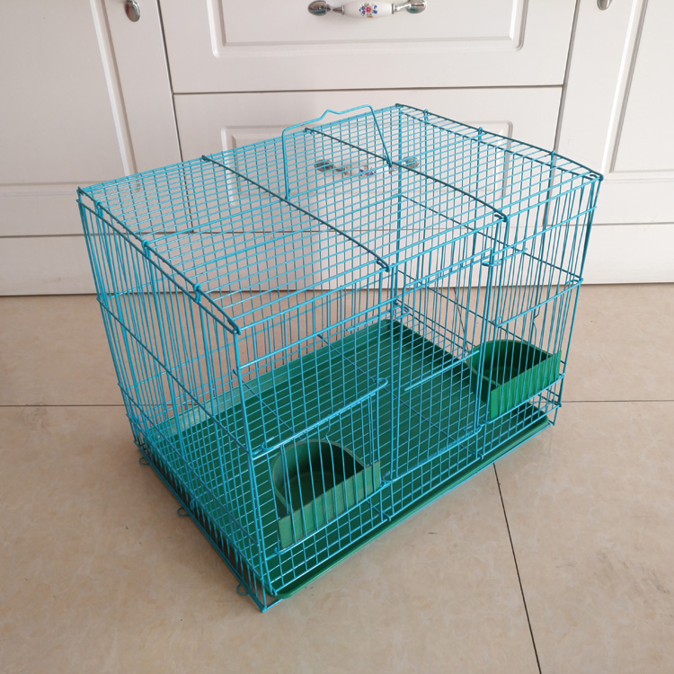 pet product animal cage wrought iron wire bird breeding cage