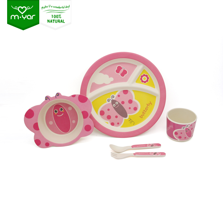 2018 baby products of all types baby dish plate