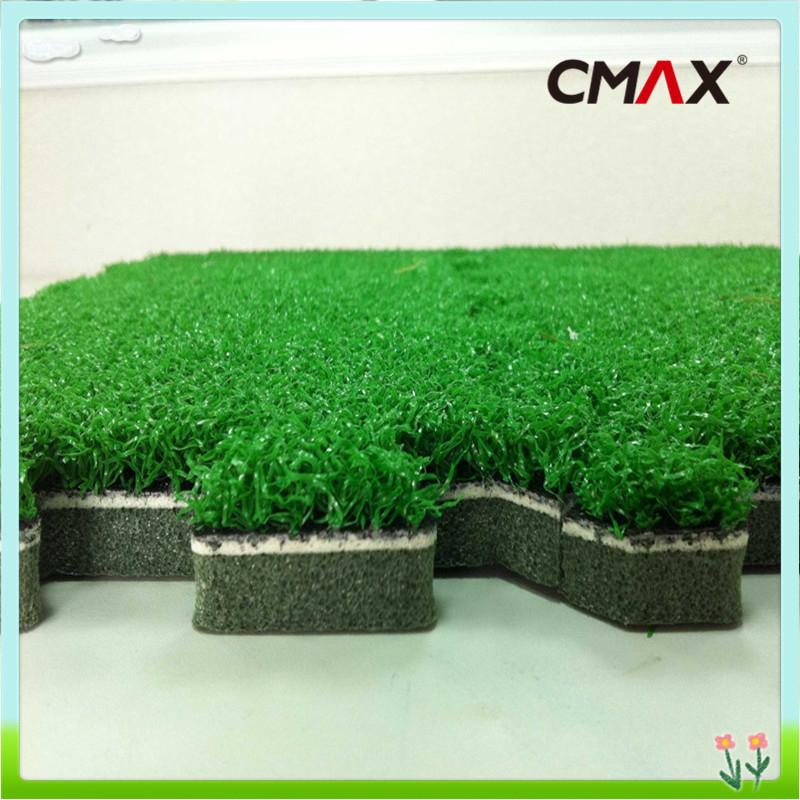 Hot Sale Durable Synthetic Grass Diamond Shape Monofil PE For Hockey Field
