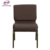 cheap cushioned new theater spare part church chairs